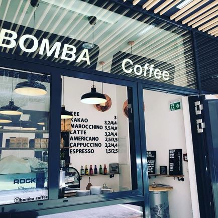 BOMBA Coffee
